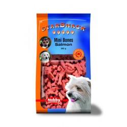 NOBBY-SNACK, mini Bones Salmon λιχουδιες σκυλου Pet Shop Καλαματα