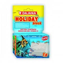 Dajana holiday block τροφή ψαριών διαρκείας τροφές ψαριών Pet Shop Καλαματα