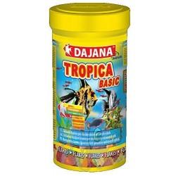 Dajana tropica basic flakes τροφές ψαριών Pet Shop Καλαματα