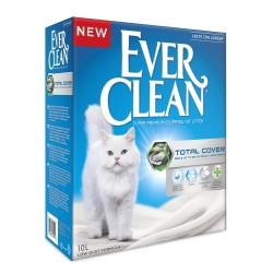 EVER CLEAN Total Cover Total Cover  άμμοι για γάτα Pet Shop Καλαματα