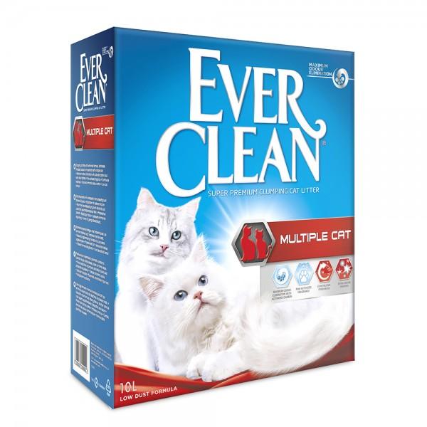 EVER CLEAN Multiple Cat Multiple άμμοι για γάτα Pet Shop Καλαματα