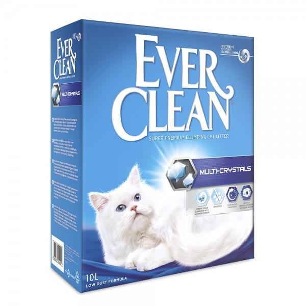 EVER CLEAN Mutli Crystals Multi Crystal άμμοι για γάτα Pet Shop Καλαματα