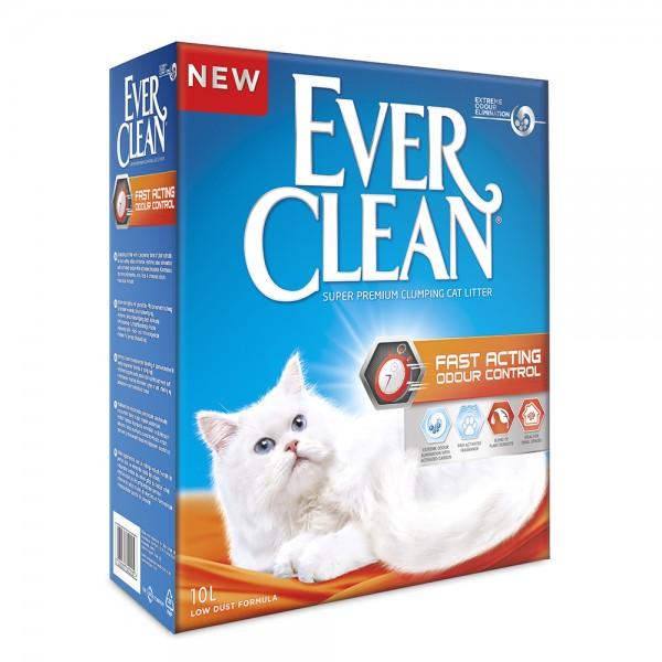 EVER CLEAN Fast Acting Fast Acting άμμοι για γάτα Pet Shop Καλαματα