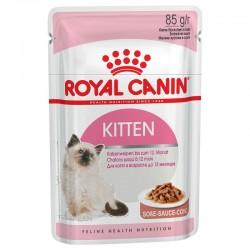 Royal Canin Κitten Instictive Gravy  υγρή τροφή-κονσέρβες γάτας Pet Shop Καλαματα