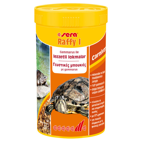 SERA RAFFY I τροφές ερπετών Pet Shop Καλαματα