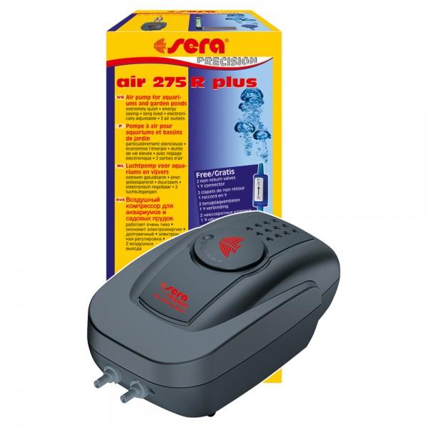 Sera Air 275 Diaphragm pump 2 outlets εξοπλισμός ενυδρείων Pet Shop Καλαματα