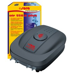 Sera Air 550 Diaphragm pump 4 outlets εξοπλισμός ενυδρείων Pet Shop Καλαματα