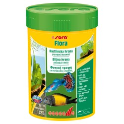 Sera Flora τροφές ψαριών Pet Shop Καλαματα