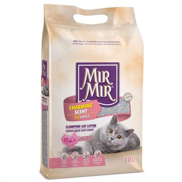 MIRMIR CHARMING SCENT άμμοι για γάτα Pet Shop Καλαματα