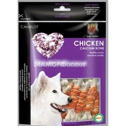 Calcium Bone With Chicken λιχουδιες σκυλου Pet Shop Καλαματα